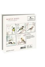 Kaartenmapje Winter Birds, Michelle Dujardin