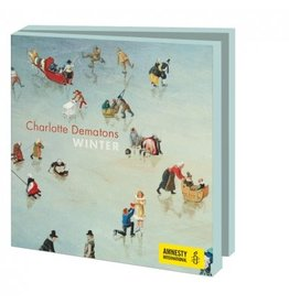 Card Wallet  Winter, Charlotte Dematons, Amnesty International