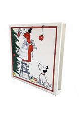 Kaartenmapje Rintje Kerst, Sieb Posthuma