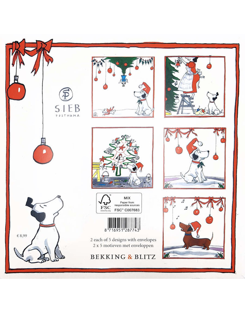 Card Wallet   Rintje Kerst, Sieb Posthuma