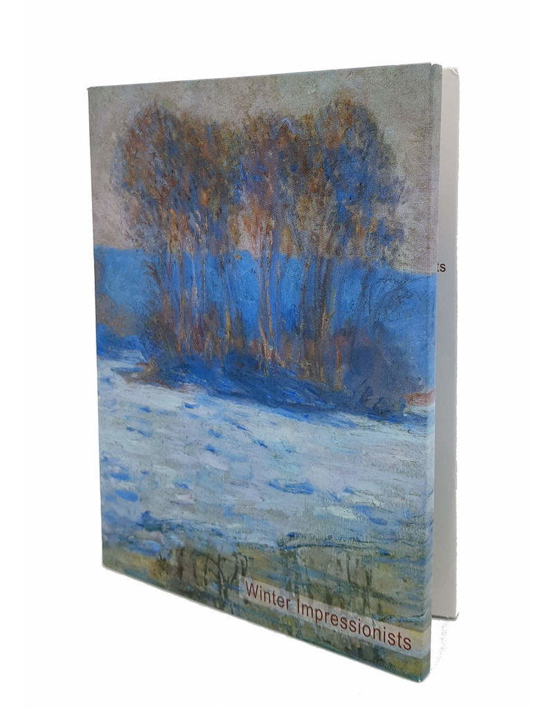 Card Wallet  Winter Impressionists