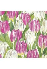 Servetten L Modern Tulips
