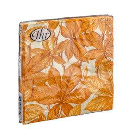 Napkins L Chestnut Foliage