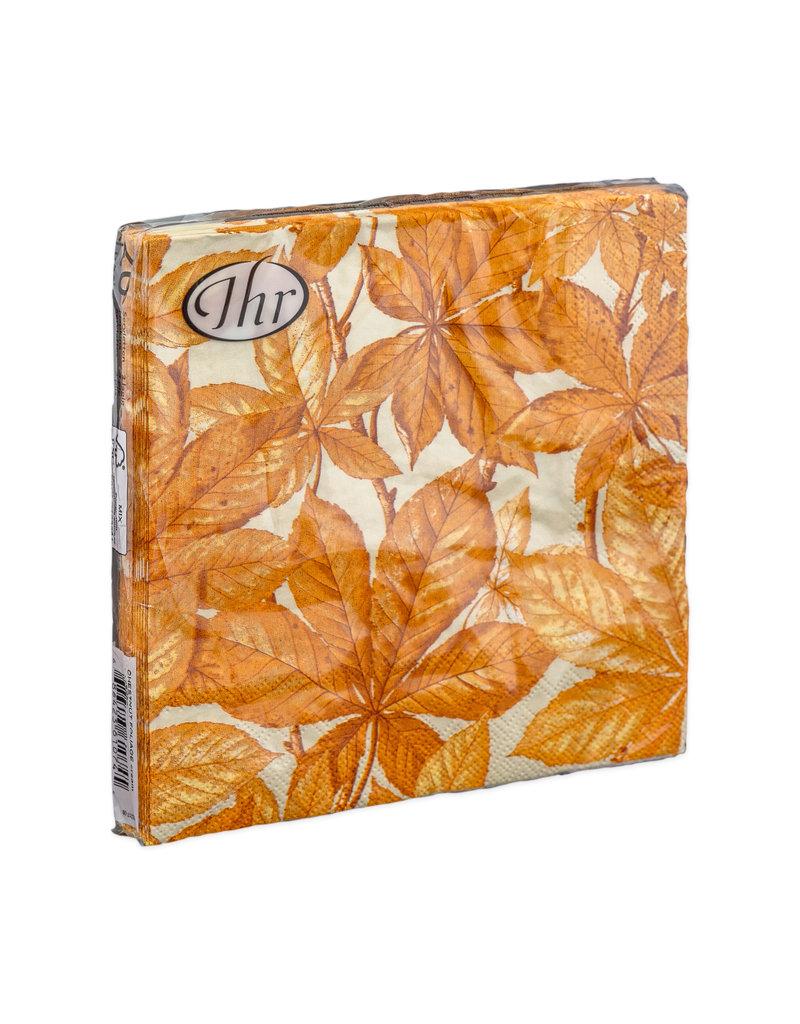Servetten L Chestnut Foliage
