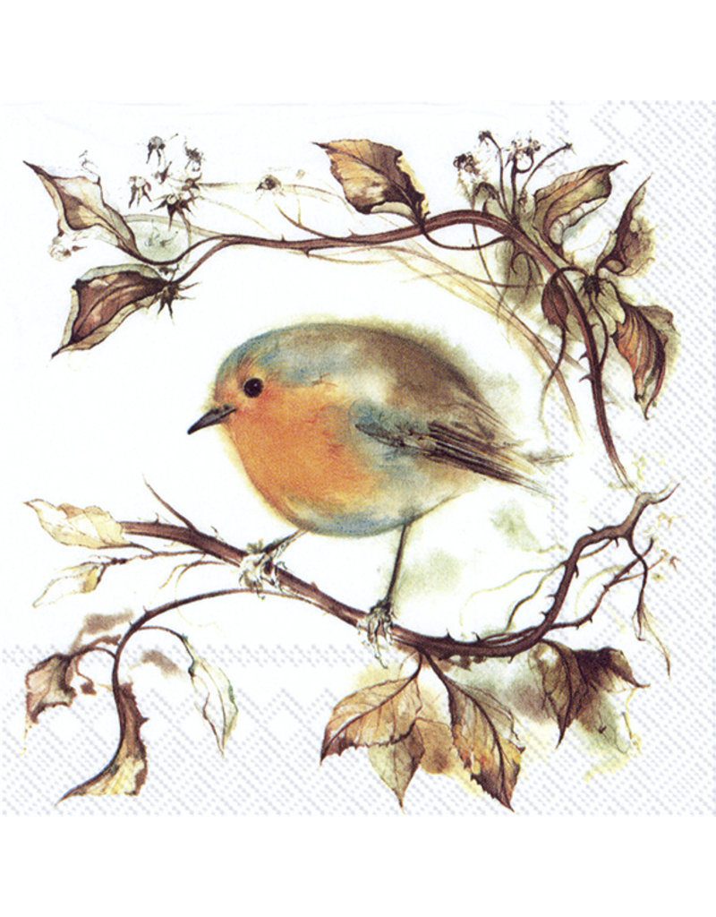 Napkins L Red Robin