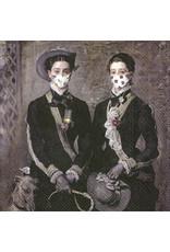 Servetten L Twins