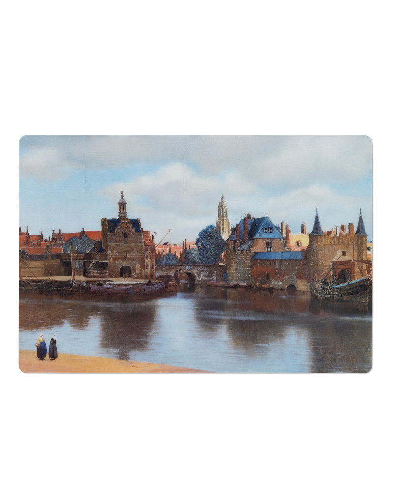 Placemat View of Delft