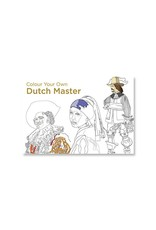 Colour Your Own Dutch Masters
