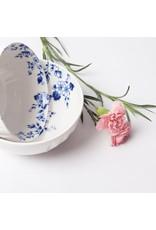 Bowl blue fold