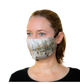 Face mask Avercamp