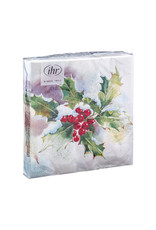 Napkins Winter Ilex