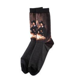 Socks Anatomy Lesson