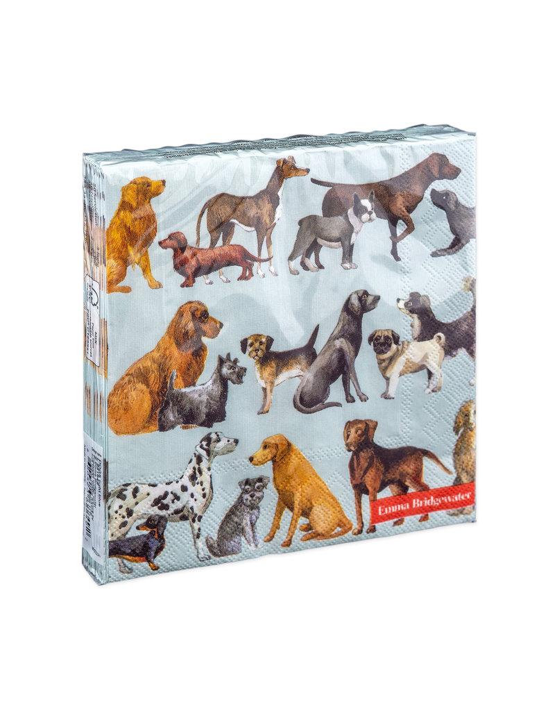 Servetten L Dogs