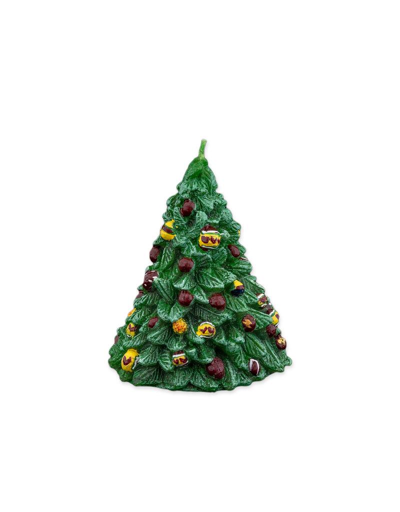 Denneboom kaars
