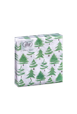 Napkins C Little Xmas trees