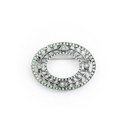 Brooch Sterling Silver