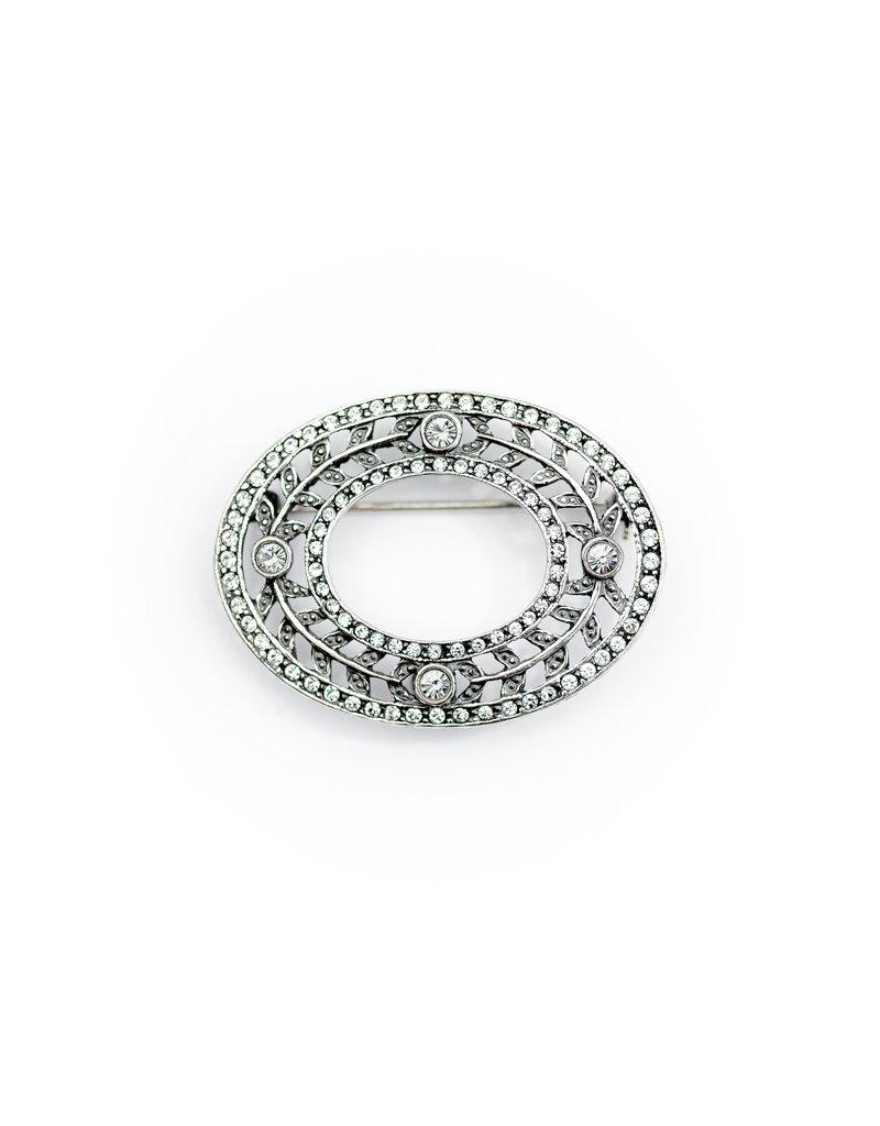 Brooch Sterling Silver