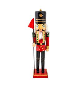 Nutcracker Soldier Black 38 cm
