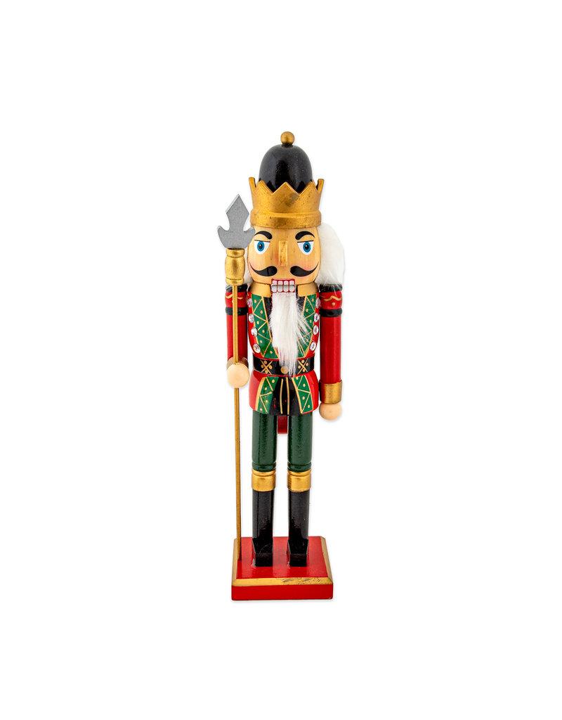 Notenkraker Koning Zwart 38 cm