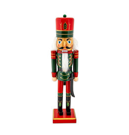 Nutcracker Soldier Red 38 cm