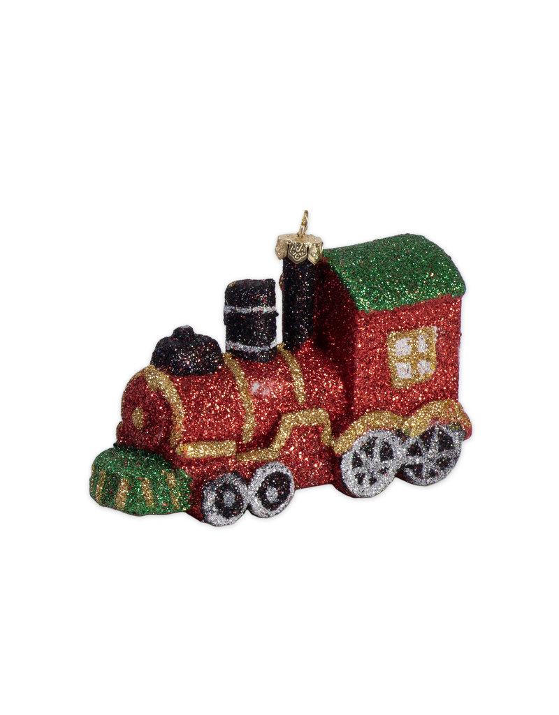 Kerst ornament trein