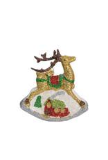 Kerst ornament rendier