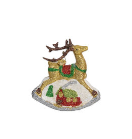Kerst ornament rendier