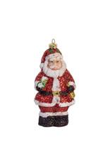 Kerst ornament kerstman