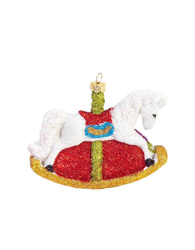 Kerst ornament Hobbelpaard
