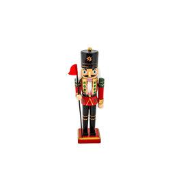 Nutcracker Soldier Black 25 cm