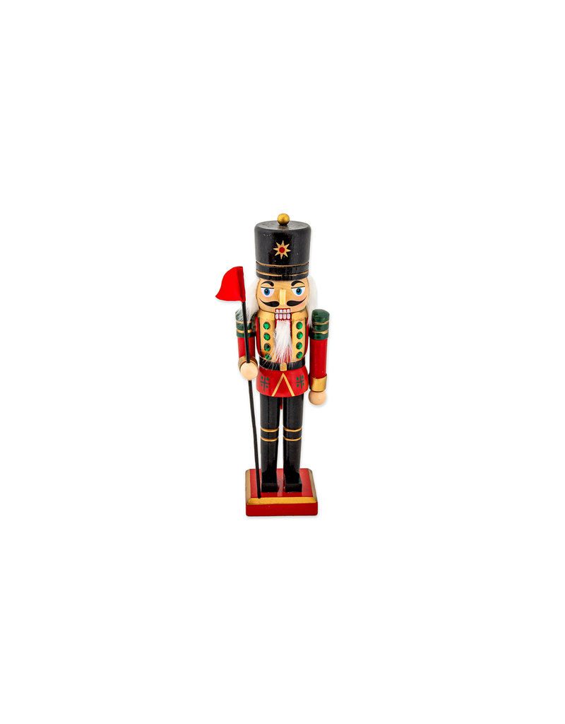 Nutcracker Soldier Black 25 cm