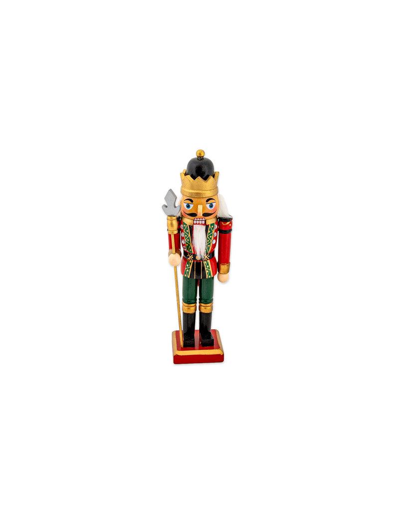 Notenkraker Koning Zwart 25 cm