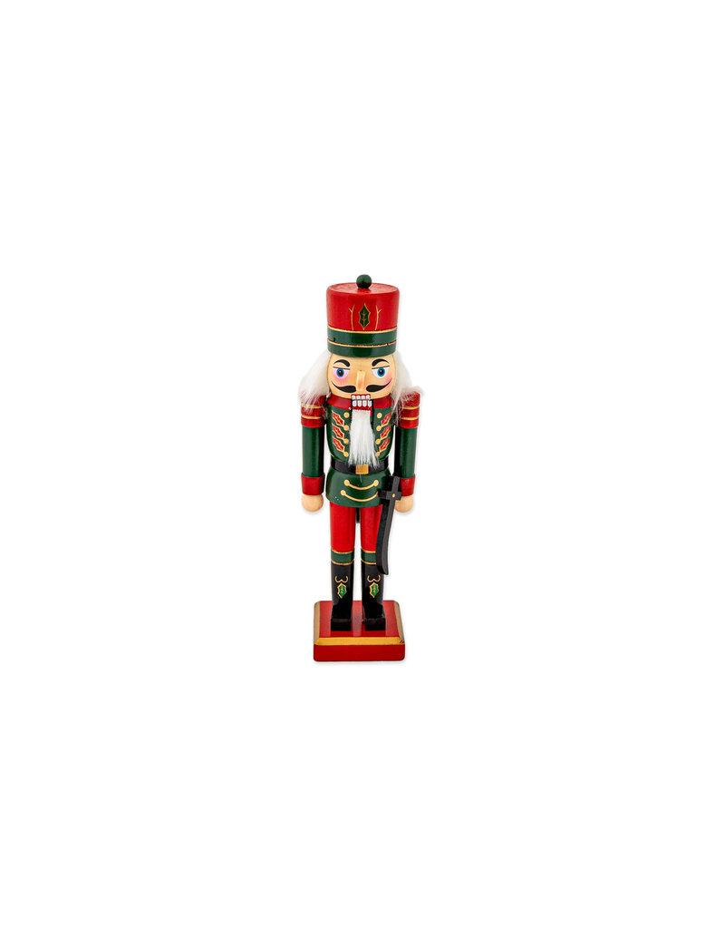 Notenkraker Soldaat Rood 25 cm