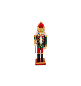 Notenkraker Koning Rood 25 cm