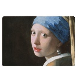 Placemat Girl with a Pearl Earring