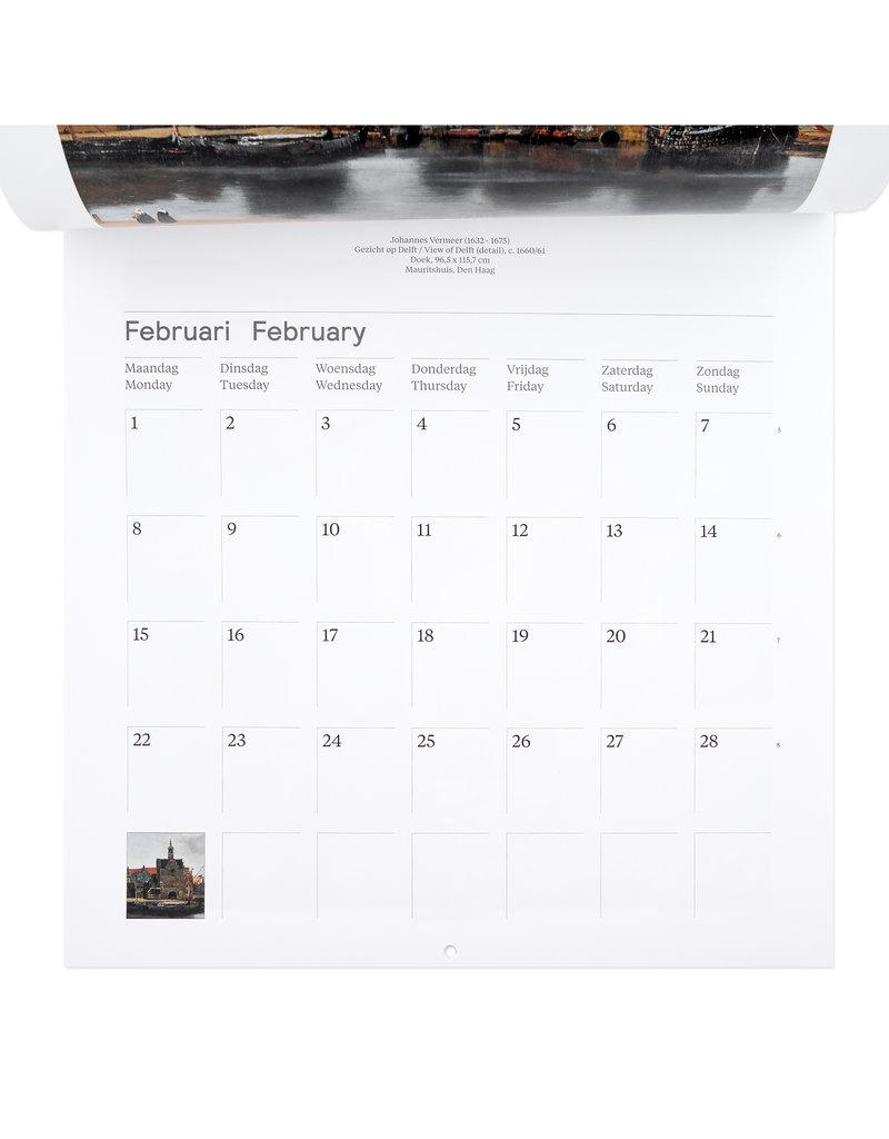 Mauritshuis Calendar 2021