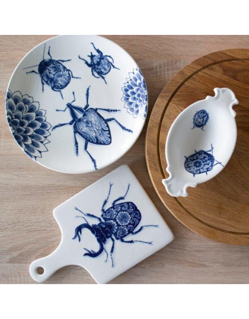 Plate Wunderkammer Bugs