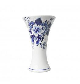 Vase  flowers Delft blue