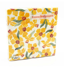 Napkins Lunch Daffodils Emma Bridgewater