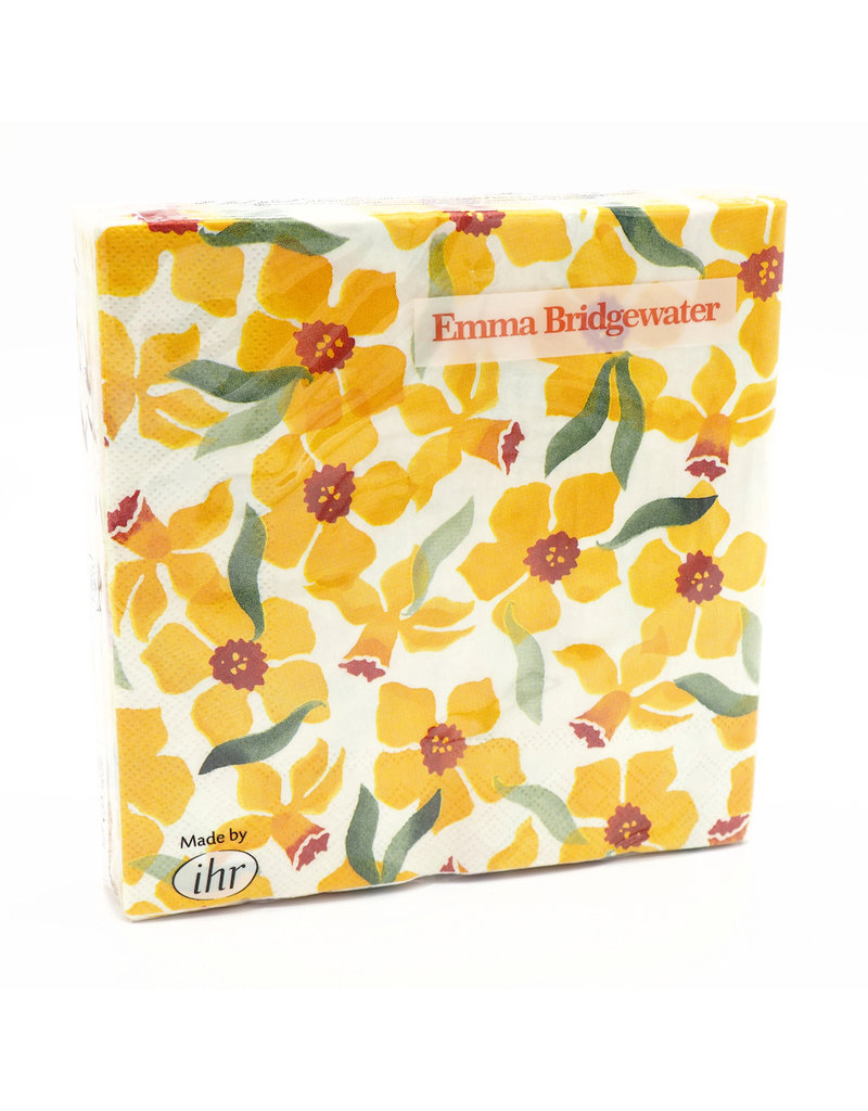 Napkins Lunch Daffodils Emma Bridgewater