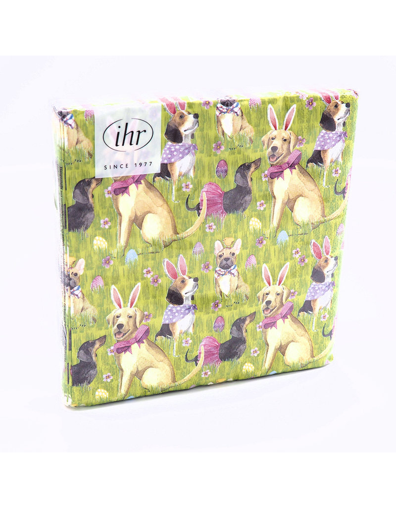 Napkins Lunch Bunny Dogs