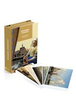 Kaartenmapje 50 postkaarten Johannes Vermeer