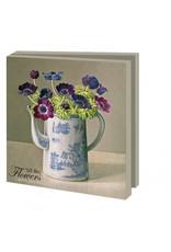 Kaartenmapje Still lifes Flowers, Ingrid Smuling