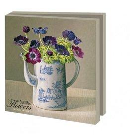 Card Wallet  Still lifes Flowers, Ingrid Smuling
