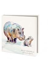 Card Wallet  Wild animals, Michelle Dujardin