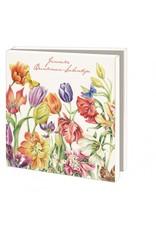 Card Wallet Tulips, Janneke Brinkman
