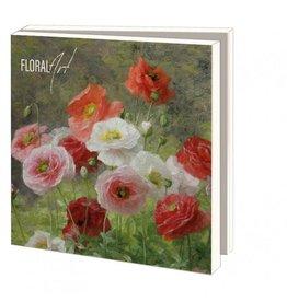 Kaartenmapje Floral Art