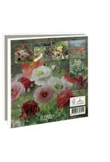 Card Wallet Floral Art