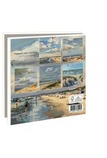 Card Wallet  On the beach, Heleen van Lynden