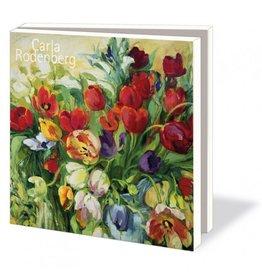 Kaartenmapje Tulips, Carla Rodenberg